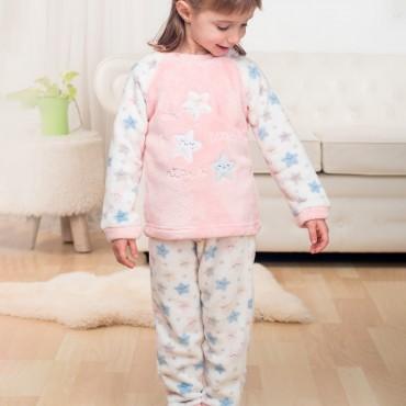 Pijama infantil niña...