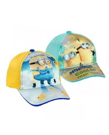 Gorra MINNIONS ajustable