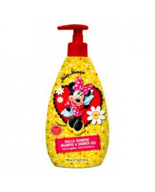 Gel champú baño MINNIE