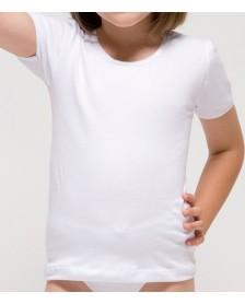 Camiseta Termal M/C RAPIFE niña 6 ud.