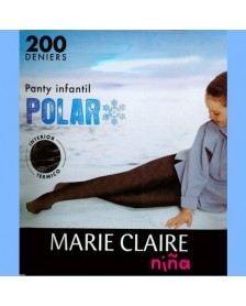 Panty Polar MARIE CLAIRE niña 3 ud.