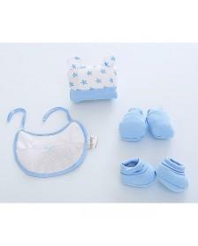 Pack regalo 4 pzas. bebé MASTER BABY